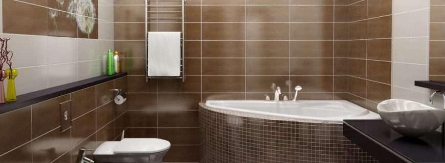 Ремонт ванной комнаты: специфика и трудоемкость