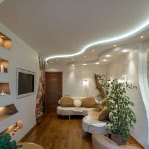 Ремонт трехкомнатной квартиры, пр-т Мира, Москва