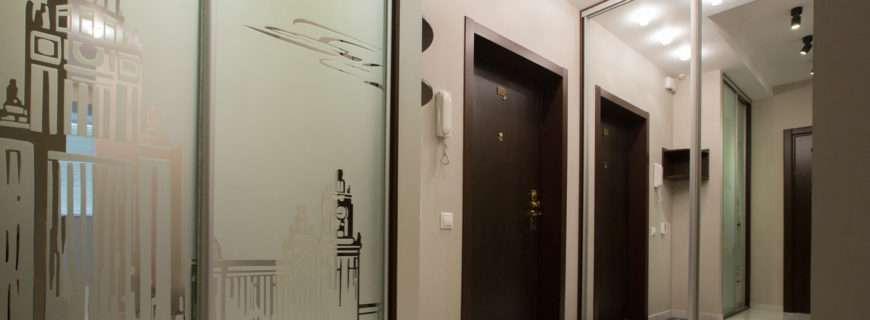 Ремонт однокомнатной квартиры, жк Вандер Парк, Рублевское ш., Москва