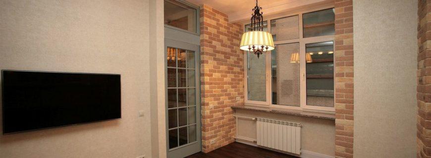 Ремонт двухкомнатной квартиры, жк «Золотые ключи», Москва