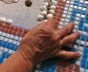 Укладка мозаики на заказ