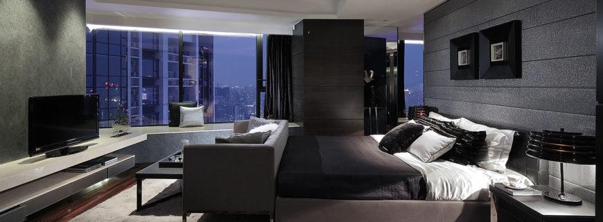 Особенности интерьера квартиры в стиле хай-тек