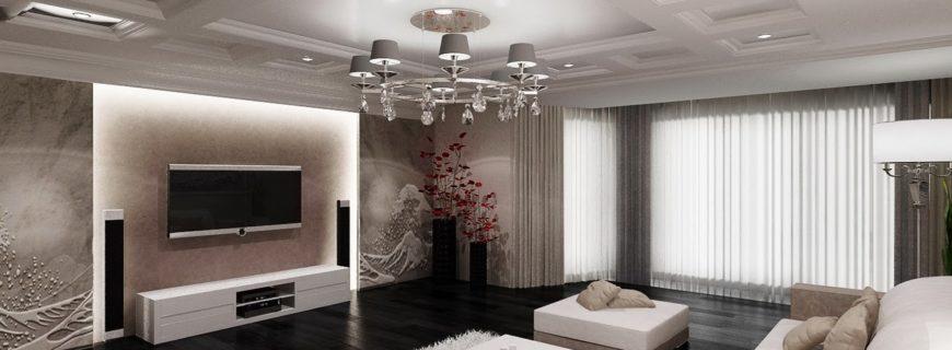 Что такое стиль модерн в дизайне домашнего интерьера, его особенности.