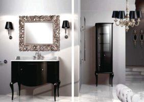 Мебель для ванны из Италии под заказ