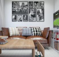 Дизайн квартиры на Арбате