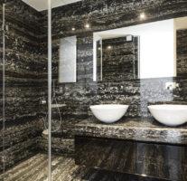 beautiful modern bathroom