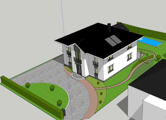 Проект дома новорижское