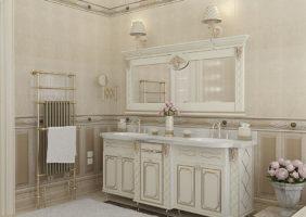 Элитная сантехника и мебель для ванн