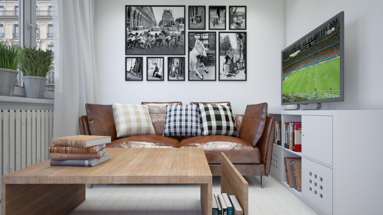 Дизайн-проект и ремонт квартиры на Арбате