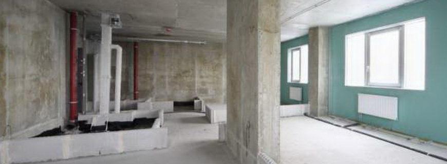 Ремонт однокомнатной квартиры в Хамовниках