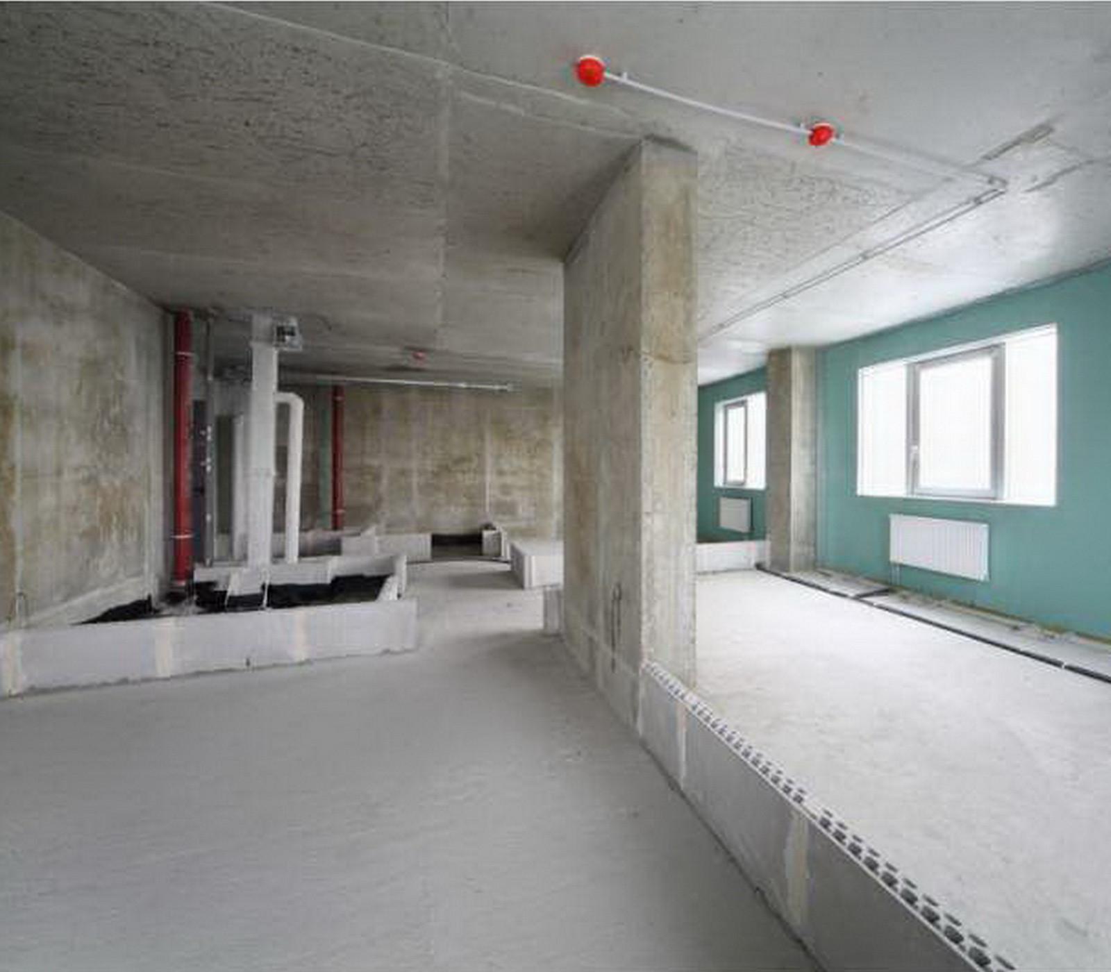Однокомнатная квартира в Хамовниках – проект и ремонт