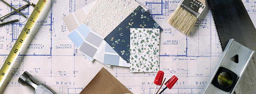 С чего начать ремонт частного дома