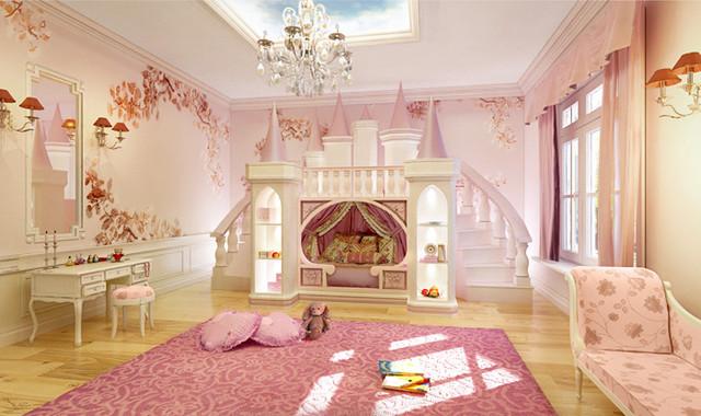 Особенности ремонта детской комнаты