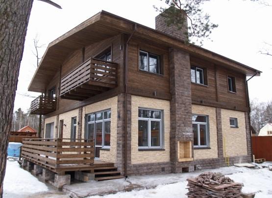Что собой представляют комбинированные дома?