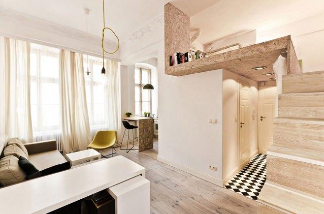 Элитный ремонт двухуровневой квартиры