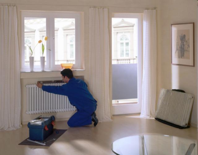 Установка или замена радиаторов отопления в новостройках