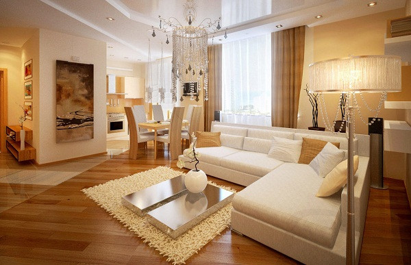 Что собой представляет комплексный ремонт квартиры?