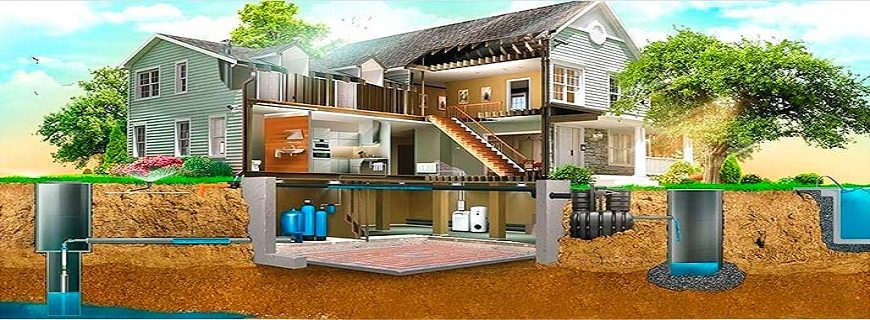 Устройство водоснабжения для частного дома