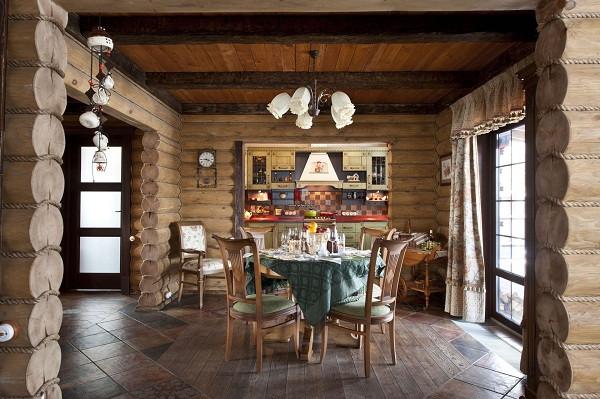 Как укладывать напольную плитку в деревянном доме?